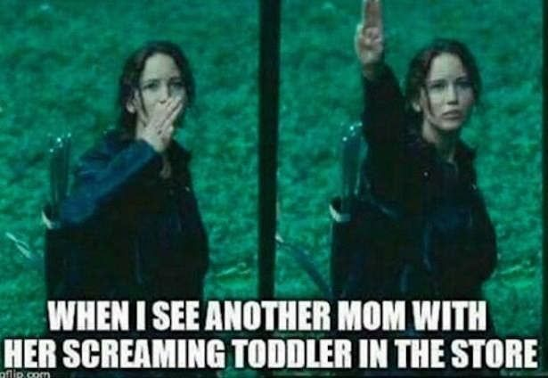 Toddler Screaming