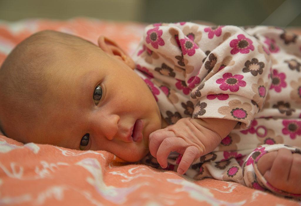 नवजात बाळांना होणारी कावीळ