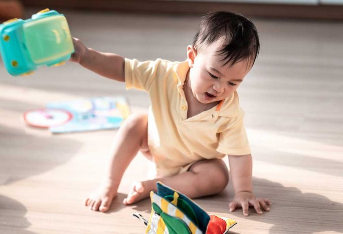 Dealing with a Naughty Child and His Habit of Throwing Things