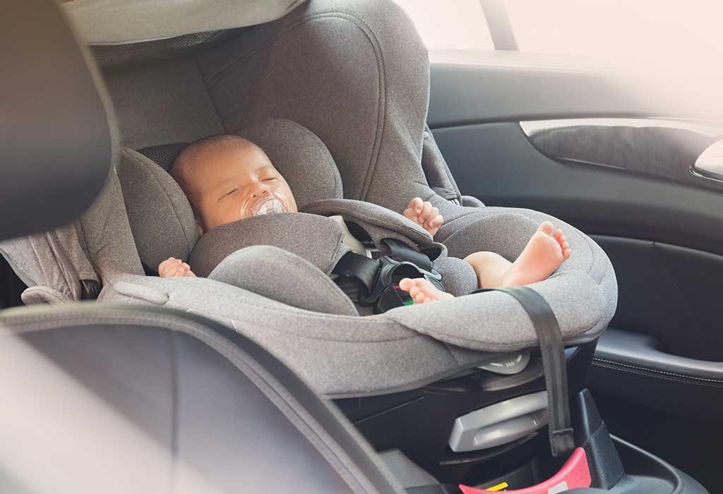 preemie baby in car seat