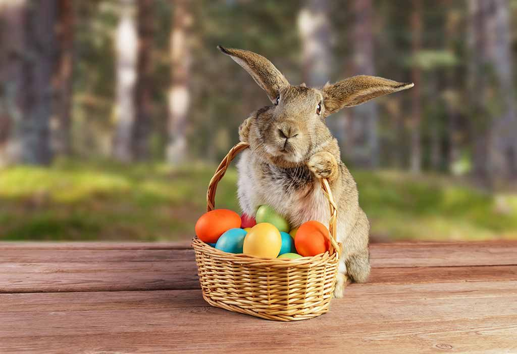 What If the Child Feels Cheated On Knowing That the Easter Bunny Is Not Real?
