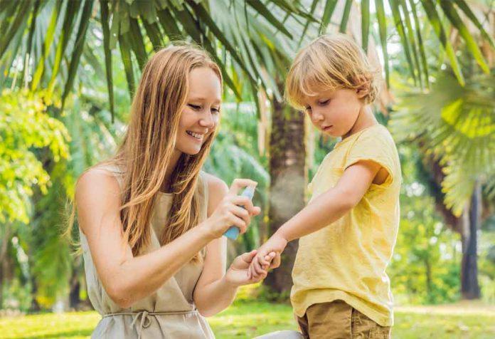 10 Best Mosquito Repellent Sprays For Kids