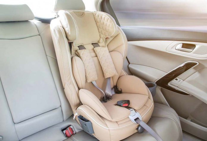 Guidelines for Child Car Seat Replacement After an Accident