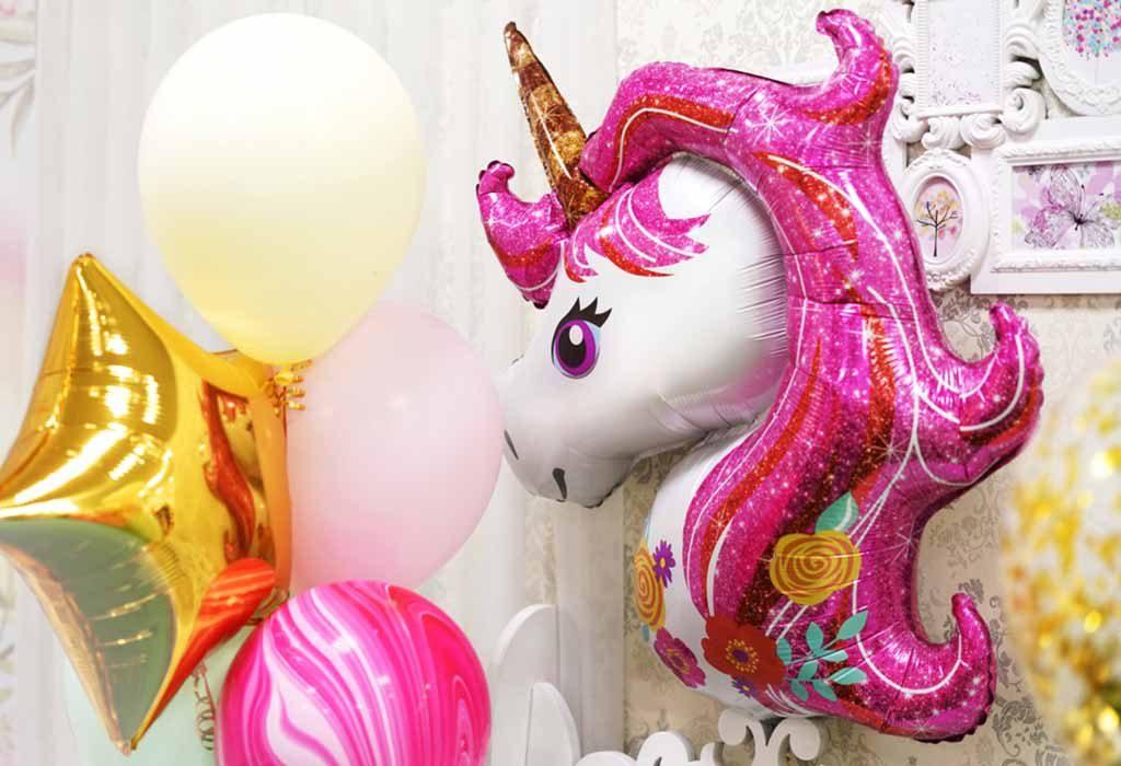 Unicorn Baby Shower Decoration Ideas