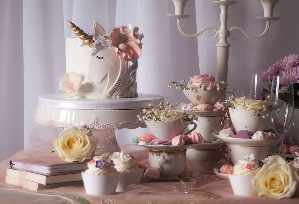 Winter Themed Baby Shower Cake Ideas