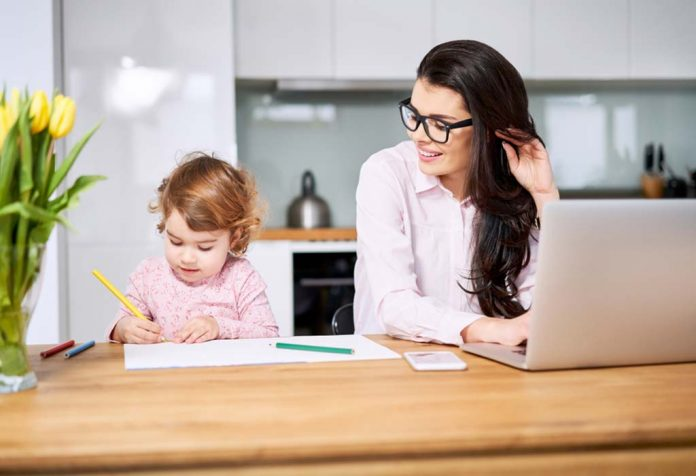 My Life As a Work-from-Home Mom During the COVID Pandemic