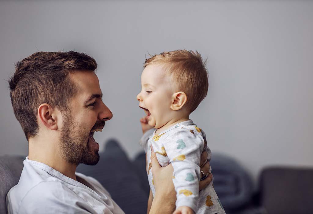 Tips to Make Babies Say 'Mama' or 'Dada'