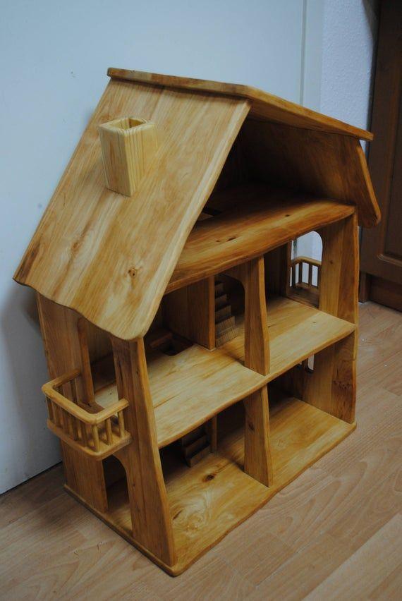 DIY Wooden Dollhouse