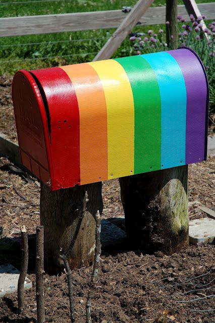 Mailbox-Letterbox Reveal