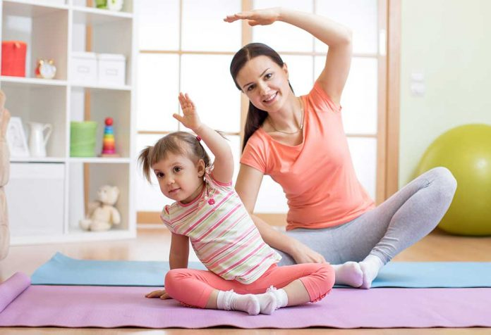 Yoga for Toddlers - Tips and Easy Poses for Practice
