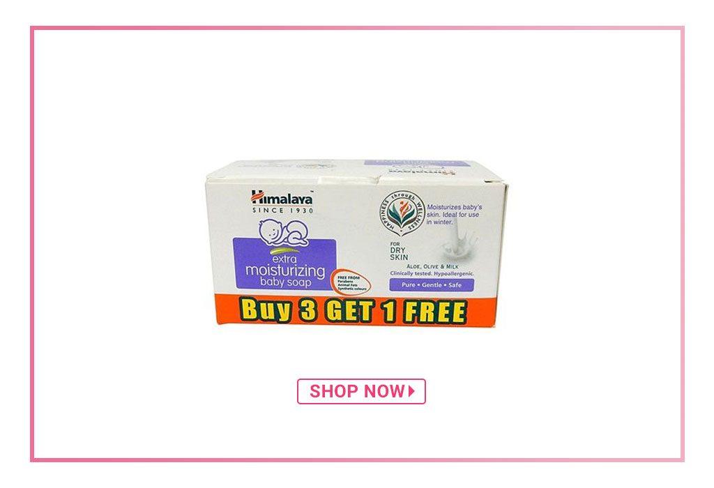 Himalaya Extra Moisturising Baby Soap
