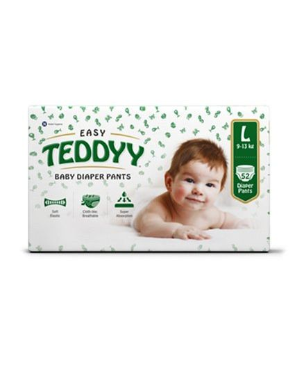 Teddyy Baby Easy Pant Style Diapers