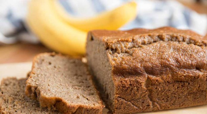 A Quick, Easy, and Eggless Banana Bread Recipe
