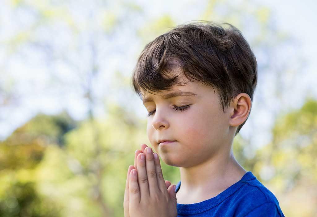 Morning Prayers for Children