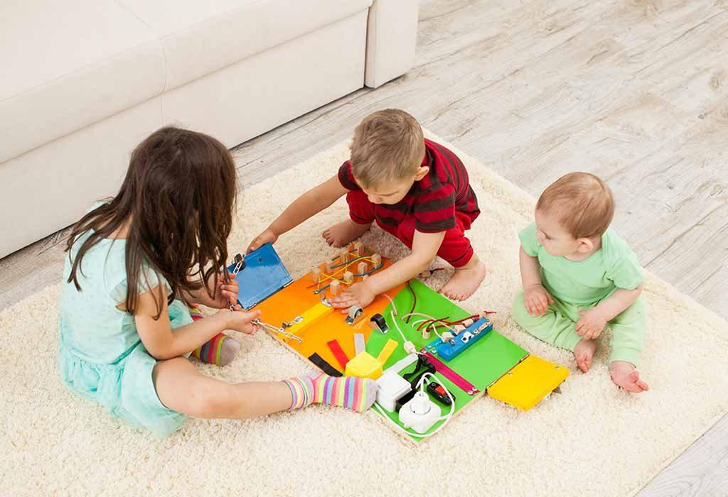 DIY Sensory Board Ideas for Kids