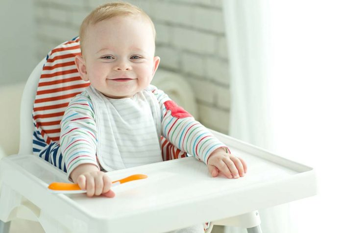 Easy Nutritious and Weight Gaining Recipes for Six Months Old Babies