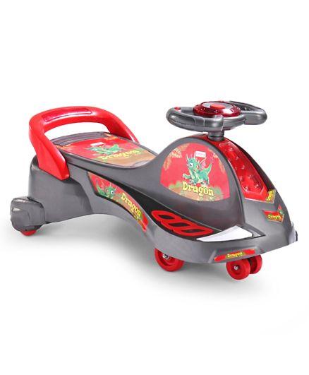 Babyhug Dragon Gyro Swing Car