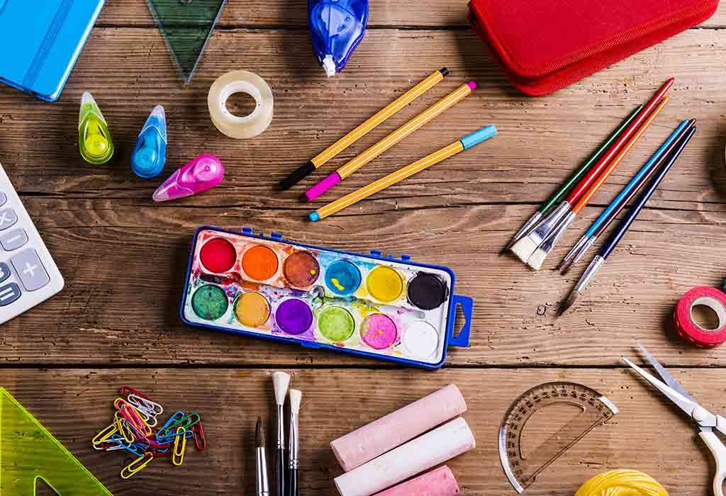 art and painting supplies for kids