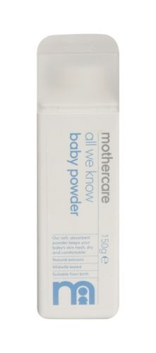 Mothercare - All We Know Baby Powder