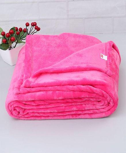 Babyhug Coral All Seasons Blanket