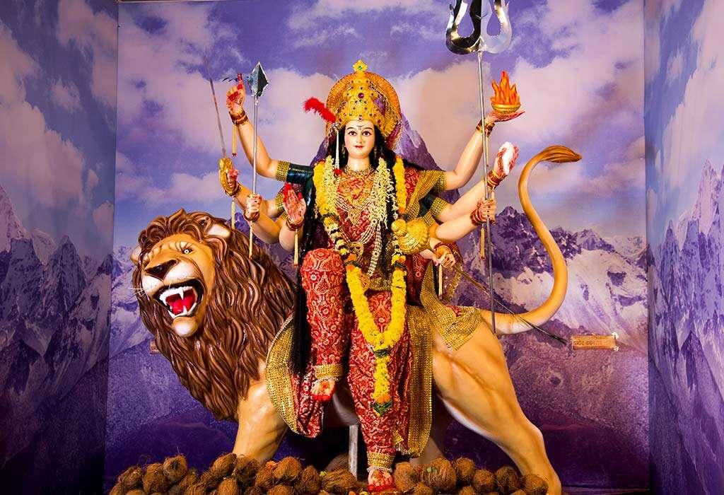 मुलींसाठी हिंदू देवता दुर्गेची (पार्वती) सर्वोत्तम ६५ नावे