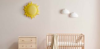 How to Safely Paint a Baby's Crib