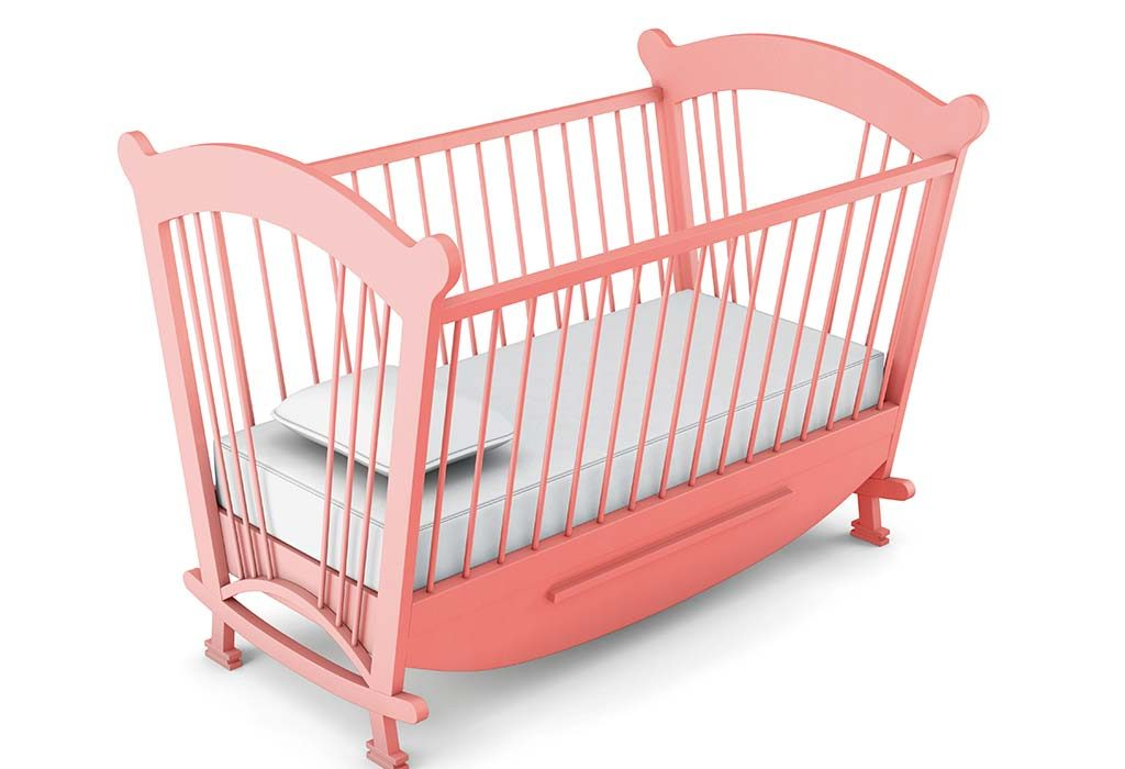 Simple Steps to Paint a Baby's Crib