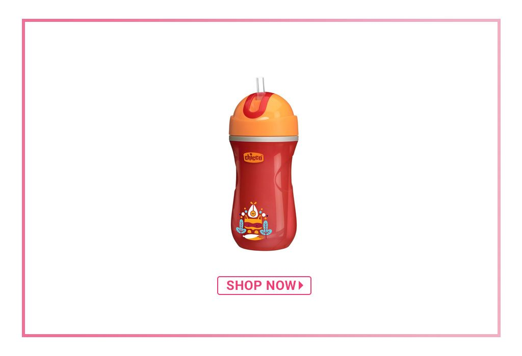 Chicco Insulated Sports Cup