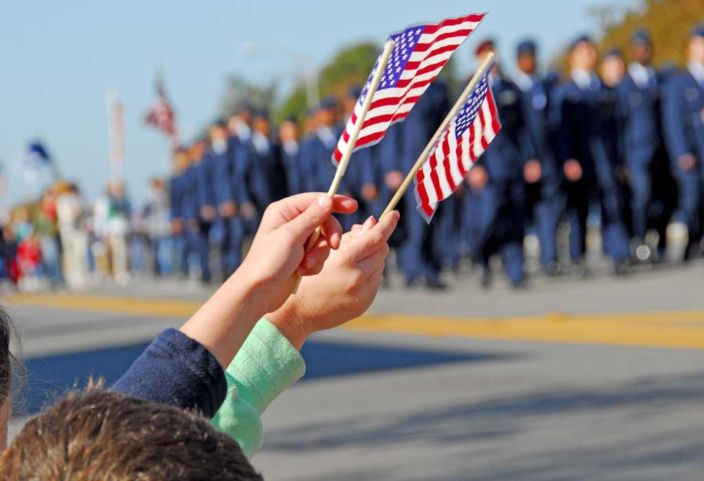 How to Celebrate Veterans Day With Kids