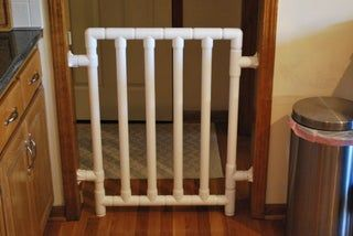 PVC Baby Gate