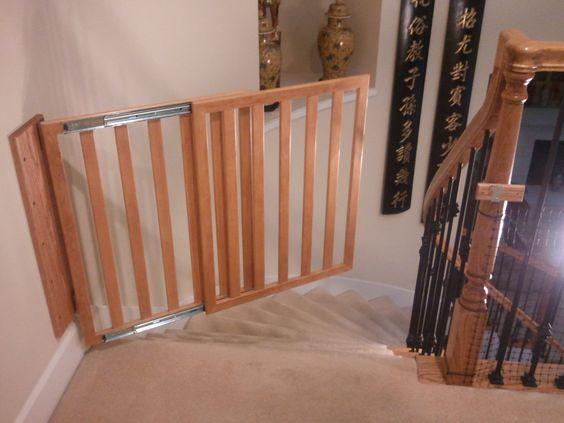 Sliding Baby Gate