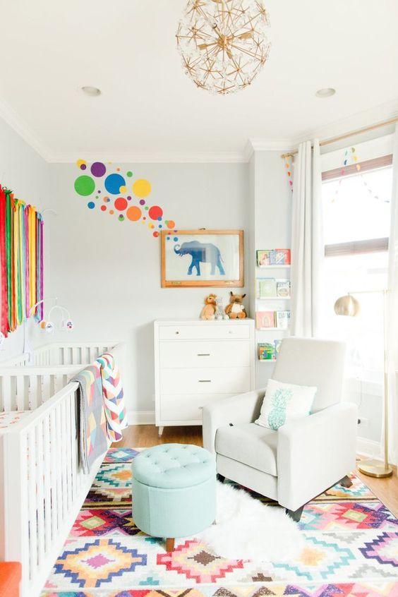 Bright and Colorful Design
