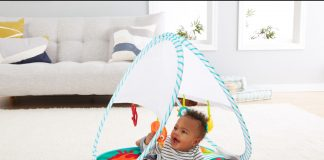 Tummy Time Play For Three-Month-Old Babies to Encourage Physical & Sensory Development