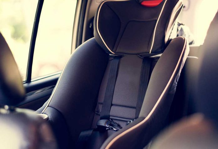 My Product Review: The Babyhug Safe Journey Forward-facing Car Seat