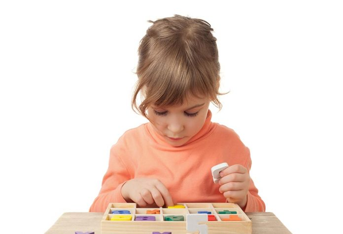 My Product Review: The Babyhug Wooden Number Puzzle Multicolour