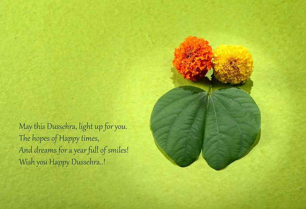 Happy Dussehra Wishes and Messages