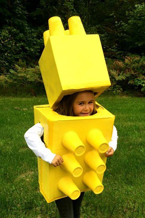 Lego Blocks Costume