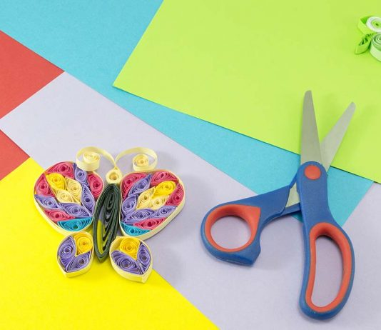 Creative Construction Paper Crafts for Kids