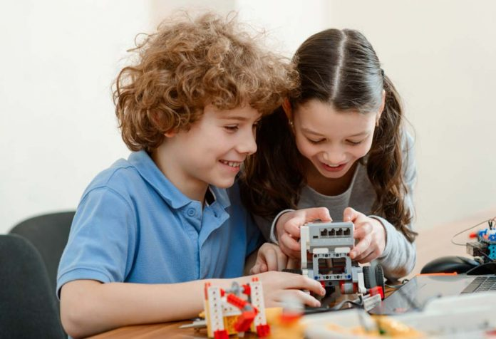 STEM Toys for Children - Benefits and Ideas