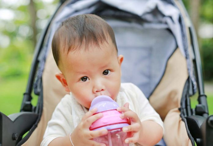 My Product Review: Babyhug 360 Degree All Round Sipper