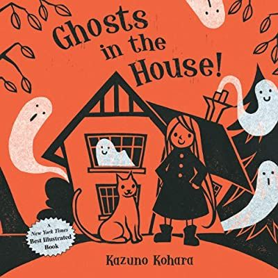 Best Scary Books for Kids