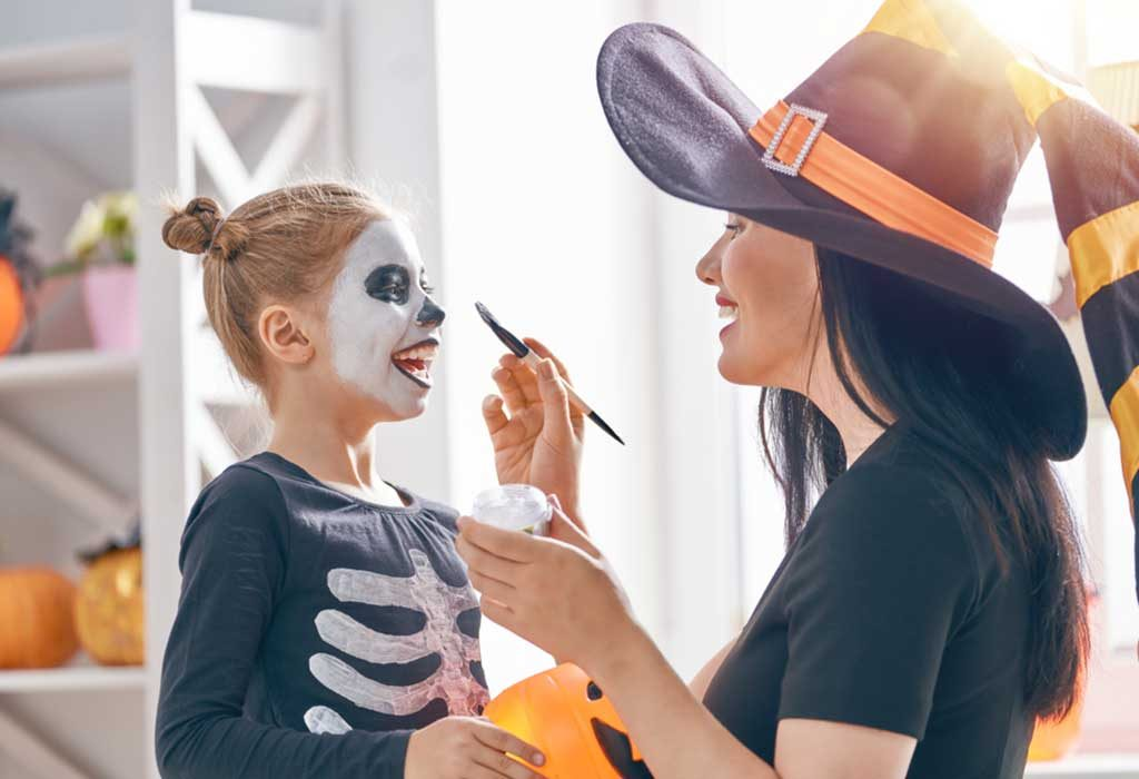 Costume Tips for a Safe Halloween