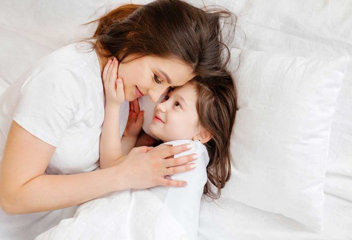 The Heavenly Mother-Child Bond Surpasses All Others