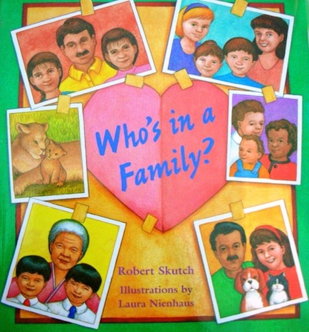 Who's in a Family