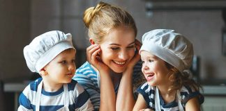 I Am a Supermom, and My Kids are SUPER Kids!
