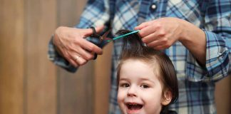 How to Cut Toddlers and Kids Hair at Home