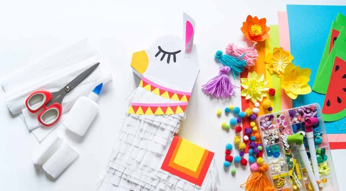 Fun Kids Birthday Party Craft Ideas
