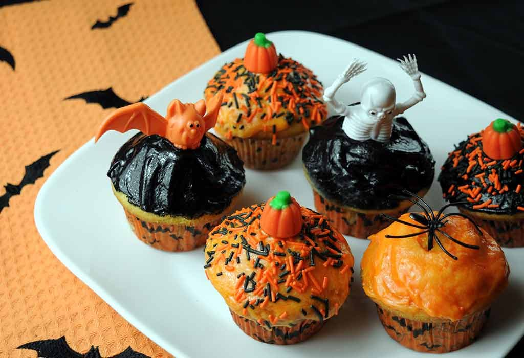 Halloween Themed Treats to Celebrate Your Baby's First Halloween