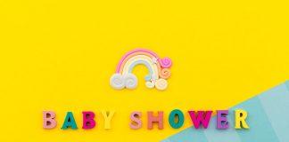 Beautiful Rainbow Themed Baby Shower Ideas