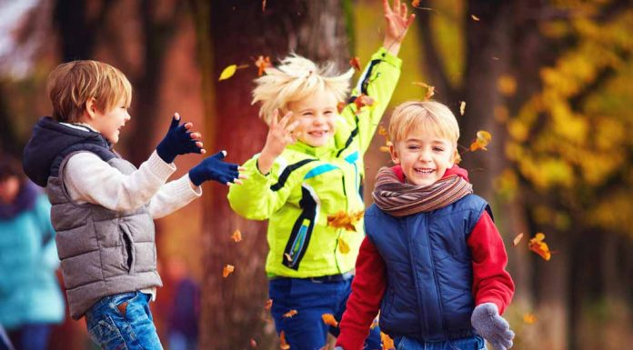 Easy Fall Songs for Young Kids